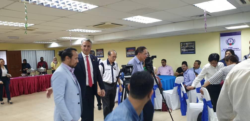 NUBE Bank Labour Union Malaysia  Labour Rights Malaysia